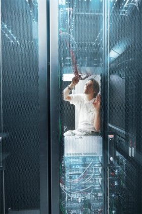 wrking-in-data-center